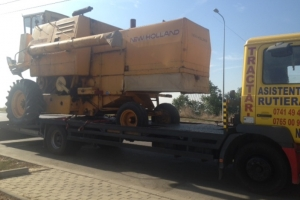 Transport combina New Holland (2)