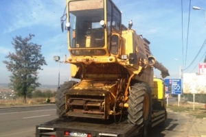 Transport combina New Holland (3)