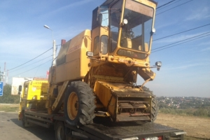 Transport combina New Holland (1)